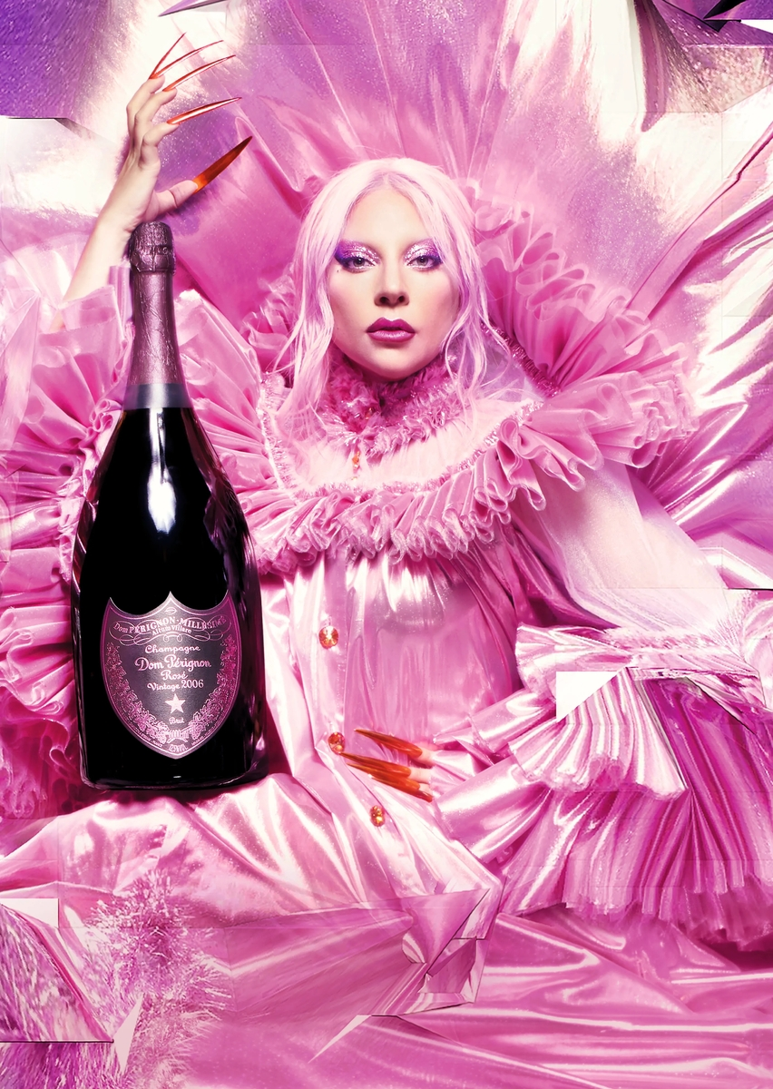 Dom Pérignon Promotional Shoot [Nick Knight] (2021)