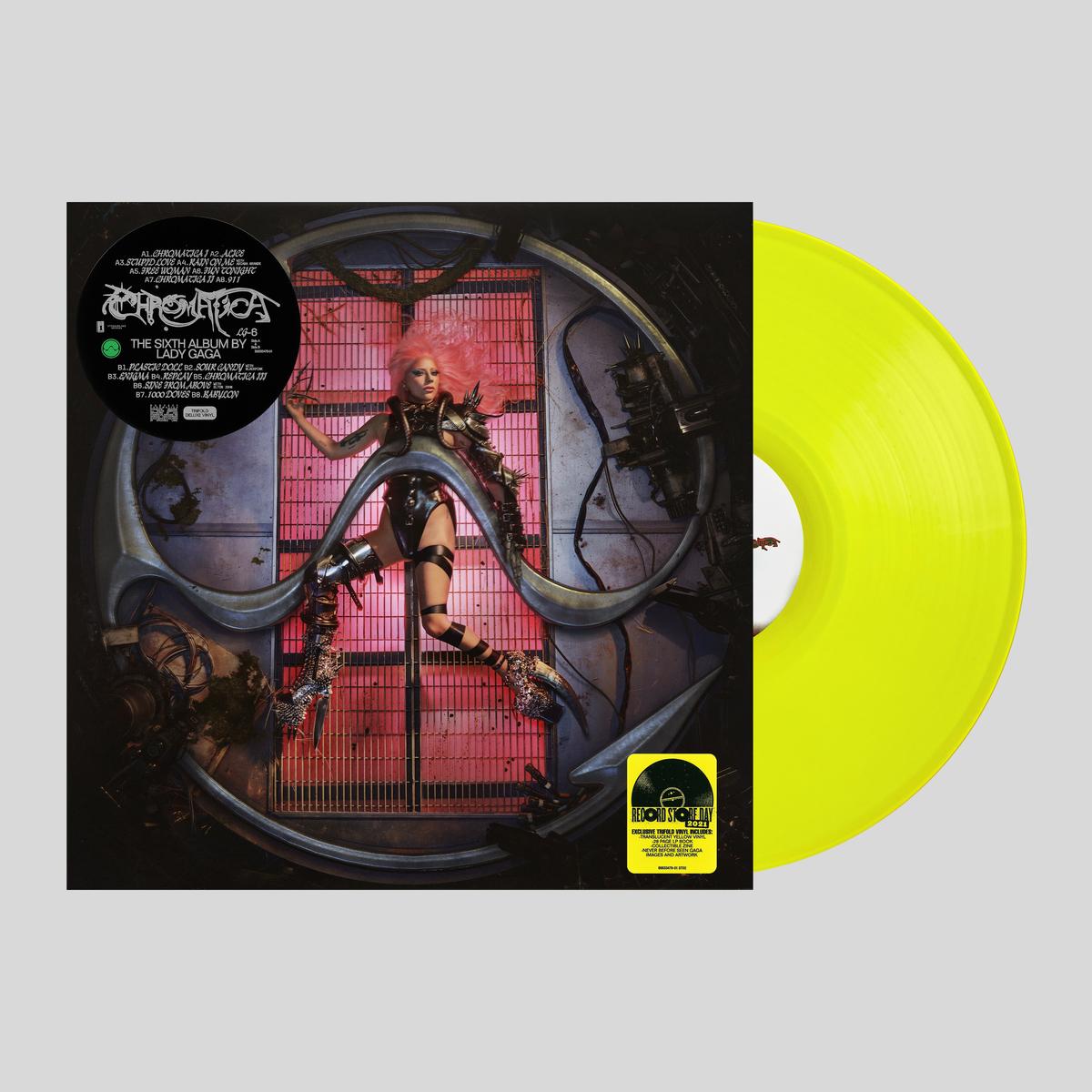Chromatica (Deluxe Trifold Vinyl) [RSD Exclusive]