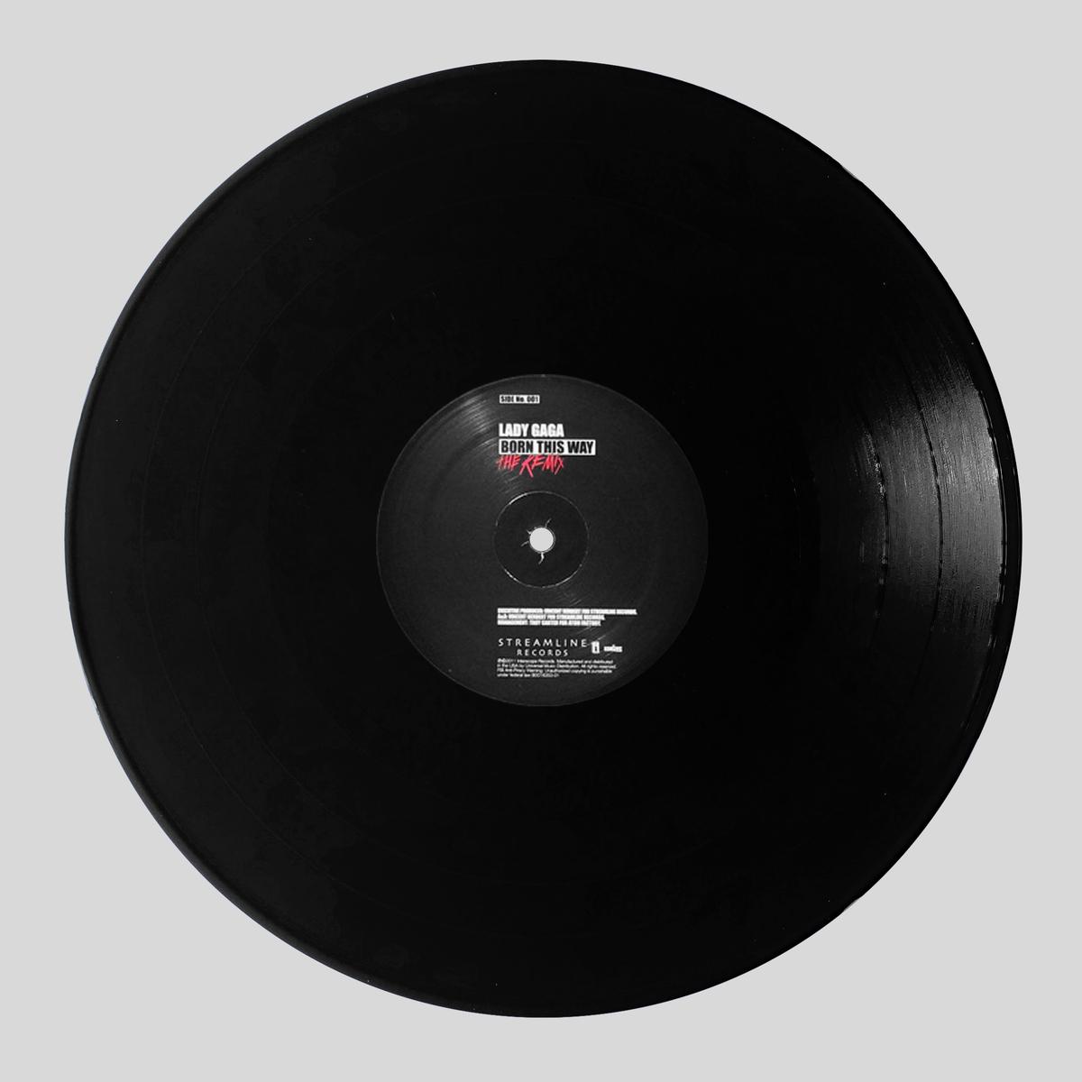 Born This Way- The Remix (Vinyl) 4.jpg