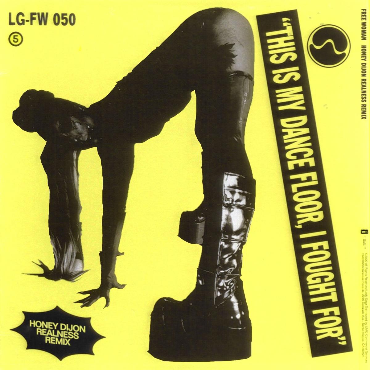 Free Woman [Remixes]