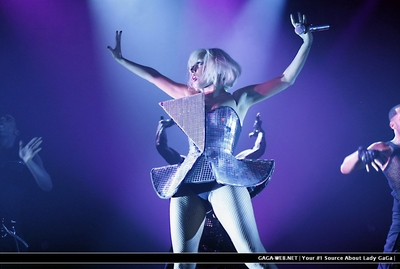 The Fame Ball US Tour