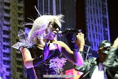 Lady Gaga @ The Doll Domination Tour