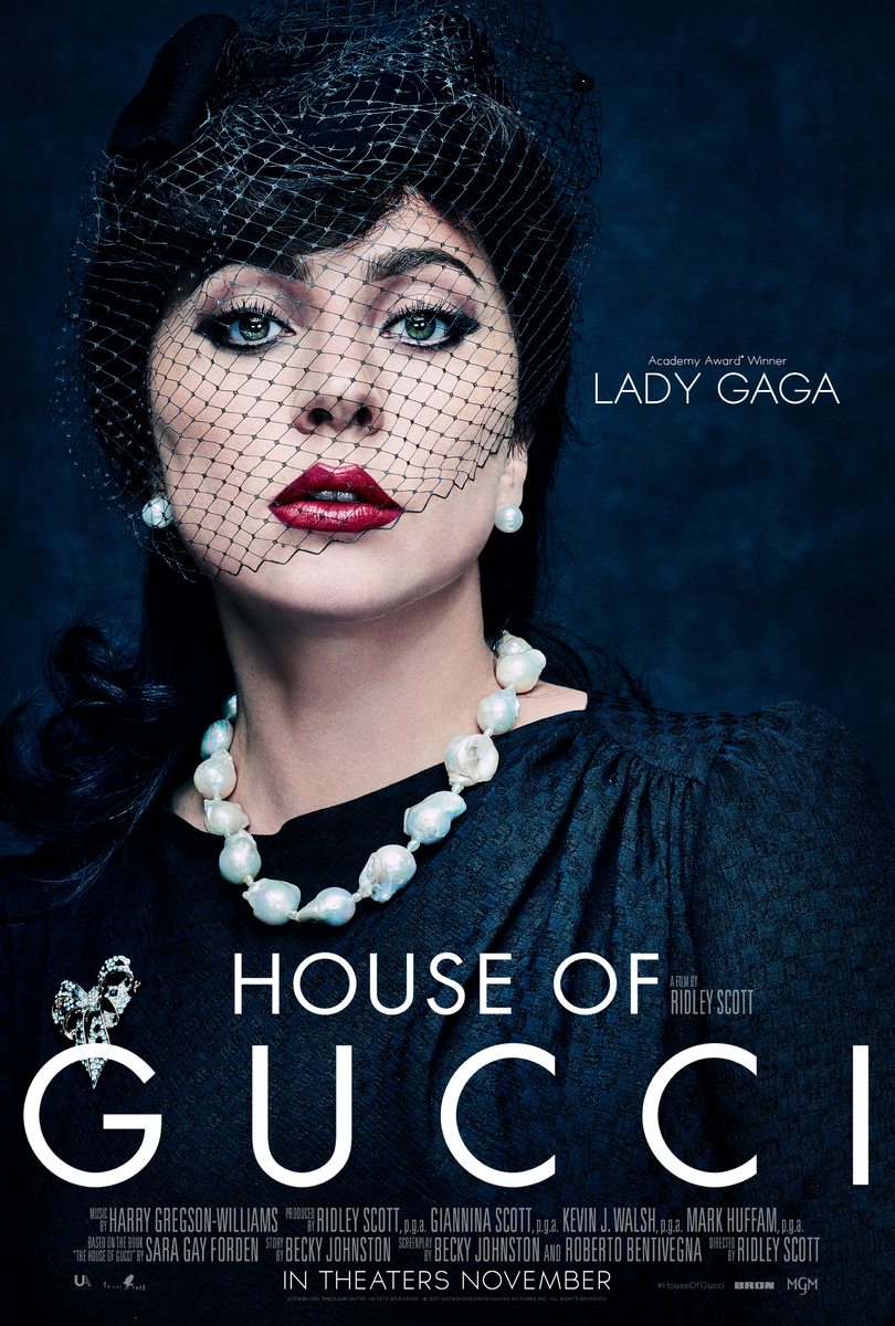 House Of Gucci Official Posters