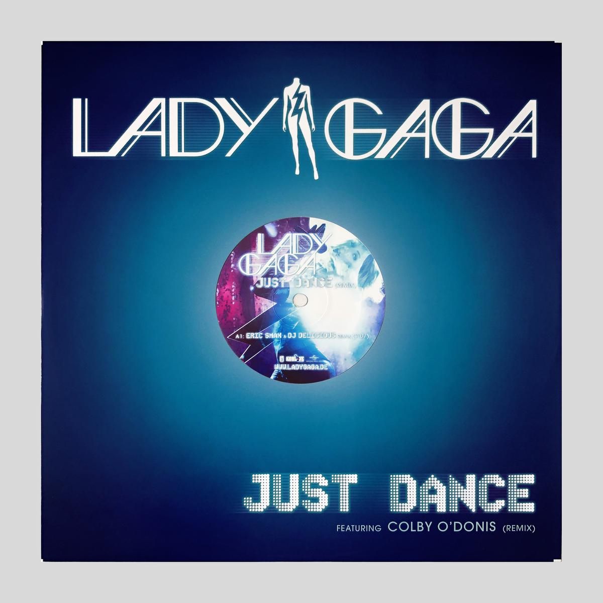 Just Dance (Remix) [Promo] (Vinyl) 1.jpg