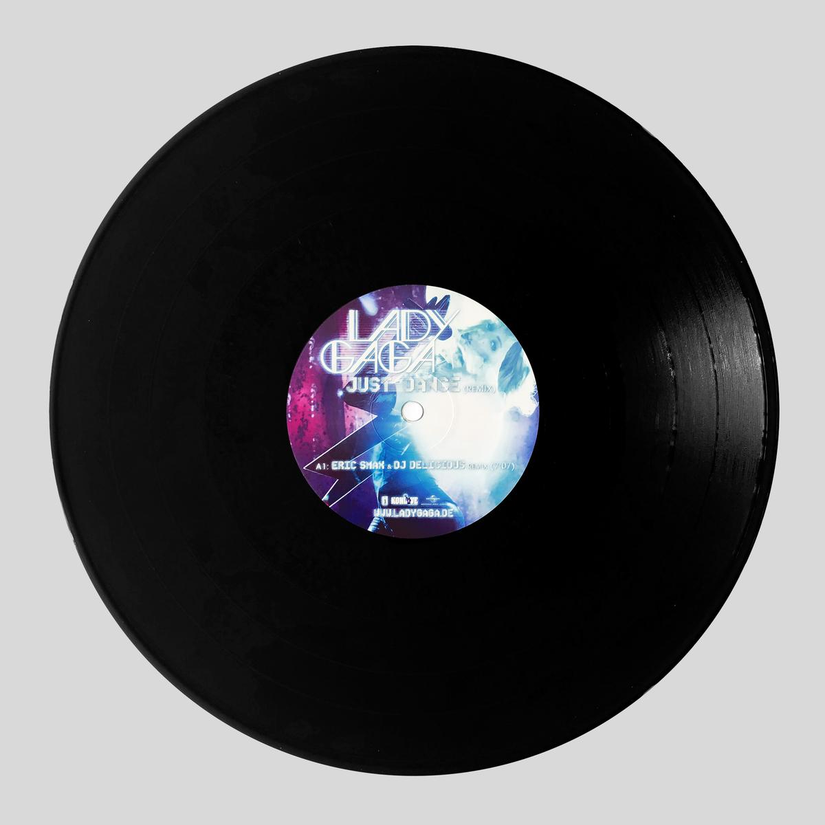 Just Dance (Remix) [Promo] (Vinyl) 3.jpg