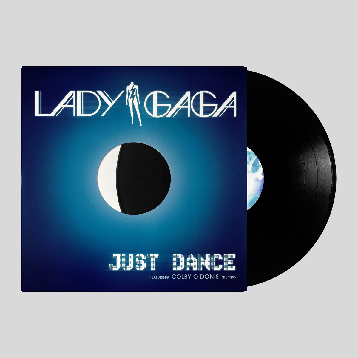 Just Dance (Remix) [Promo] (Vinyl)