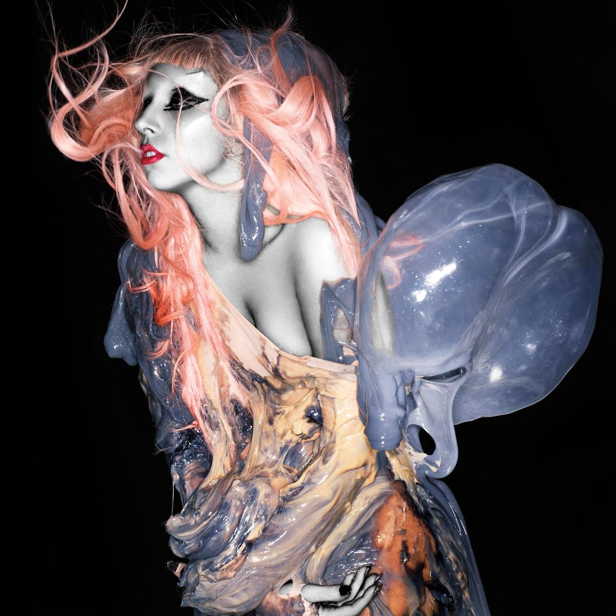 Nick Knight Photo Shoot [Born This Way]