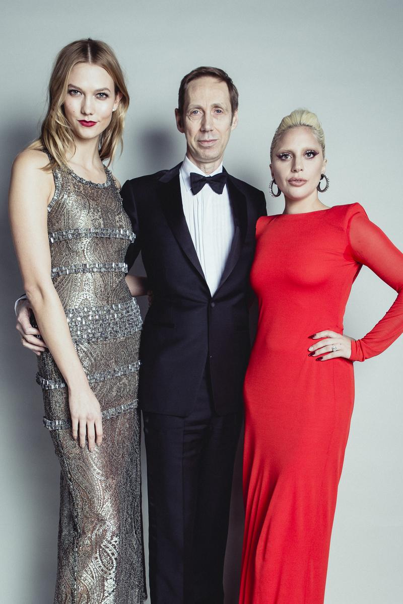 Daniel Sims Portraits [British Fashion Awards]